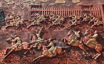 形式主义的主要表现_浮雕的几种主要形式及其表现方法-北京雕塑设计公司